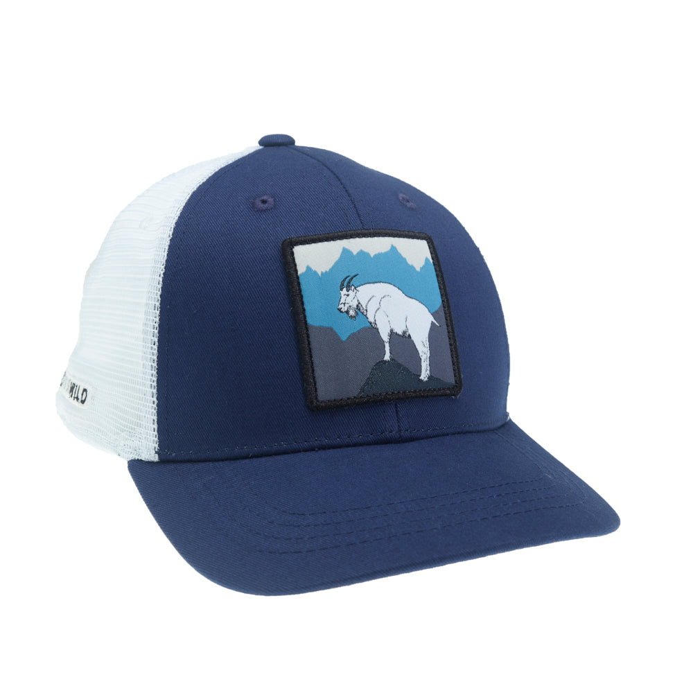 Mountain Goat Hat
