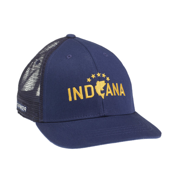 Indiana Bass Hat