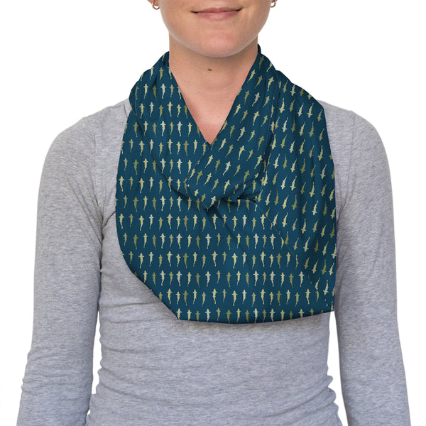 Creek Dreams Infinity Scarf