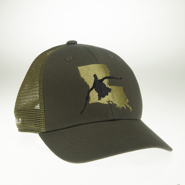 Louisiana Waterfowl Hat