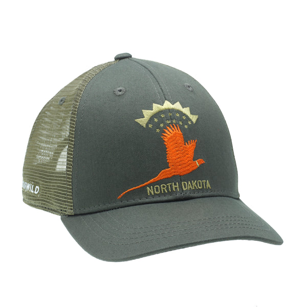 North Dakota Pheasant Hat