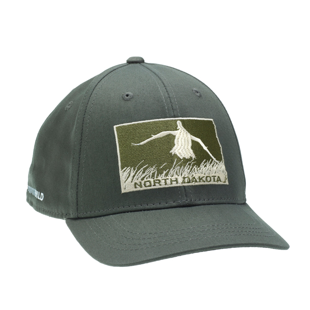 North Dakota Waterfowl Full Cloth Hat