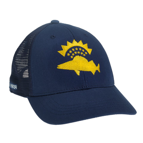 North Dakota Walleye Hat
