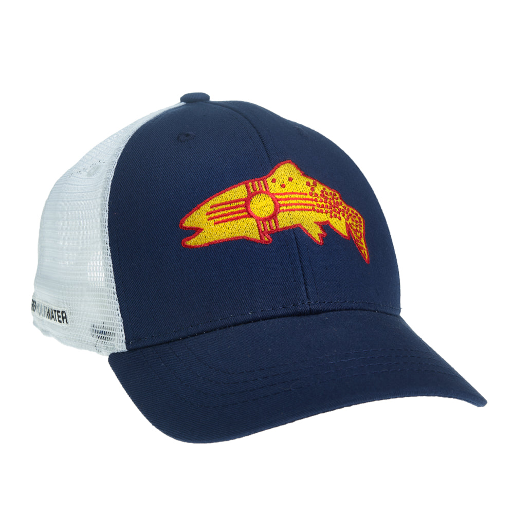 14257942 New Mexico Clarkii Hat | Rep Your Water