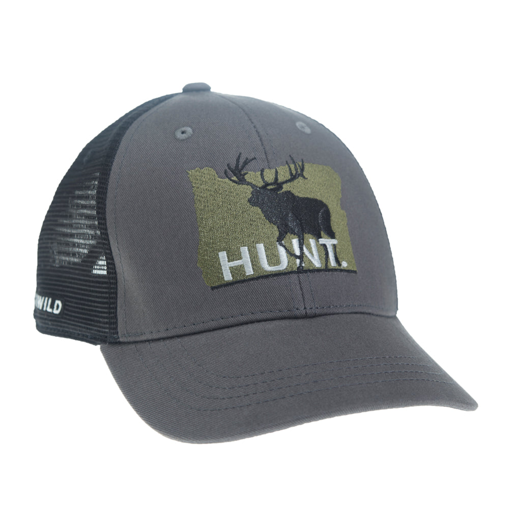 Oregon Elk Hunt. Hat