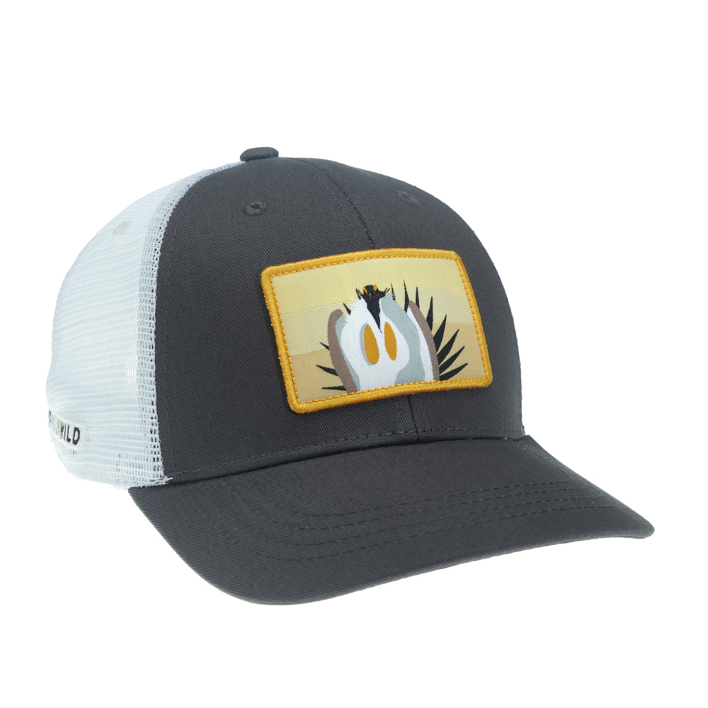 Sage Grouse Hat