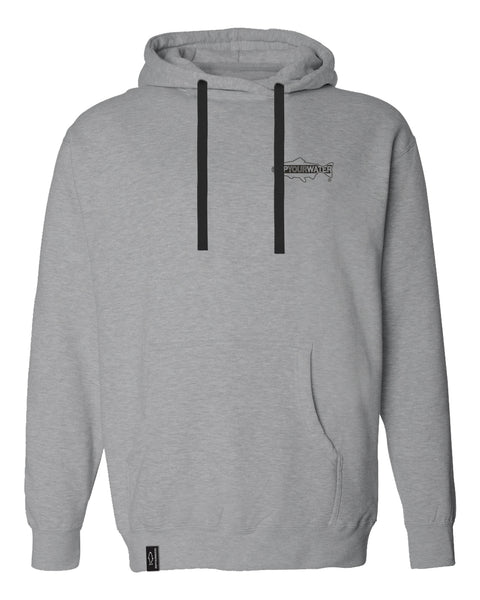 Squatch and Release Mid-Weight Eco Hoody
