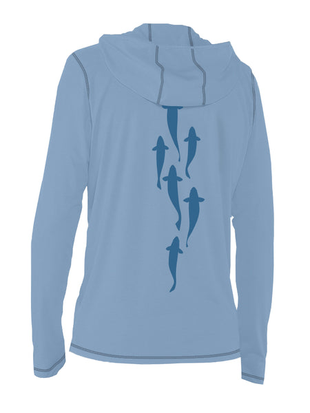 Swimming Spine Ultra Light Sun Hoody: L&XL only!
