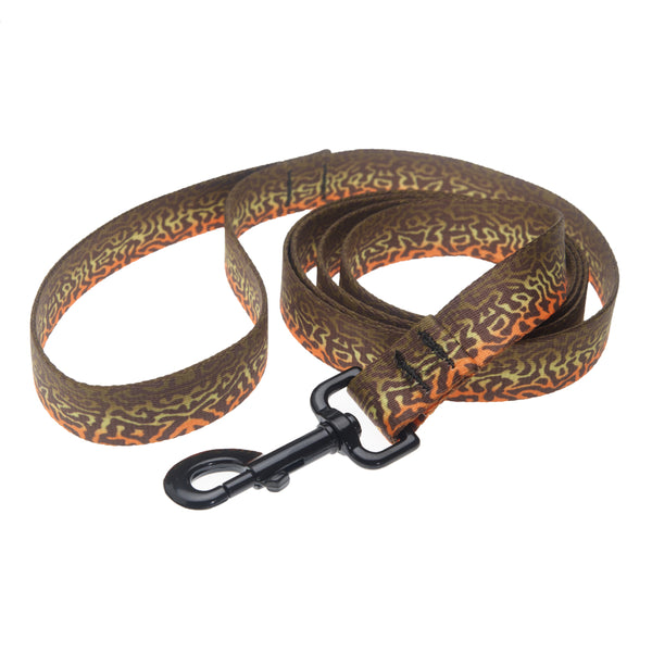 Tiger Trout Dog Leash
