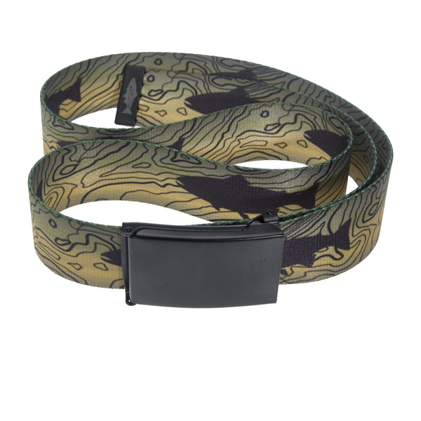 Topo Trout Bottle Opener Belt