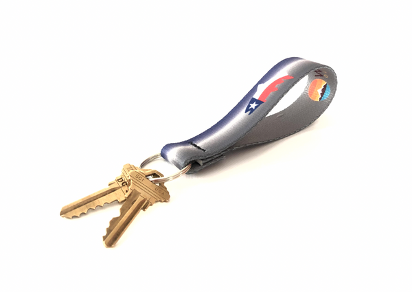 Texas Trout Key Fob