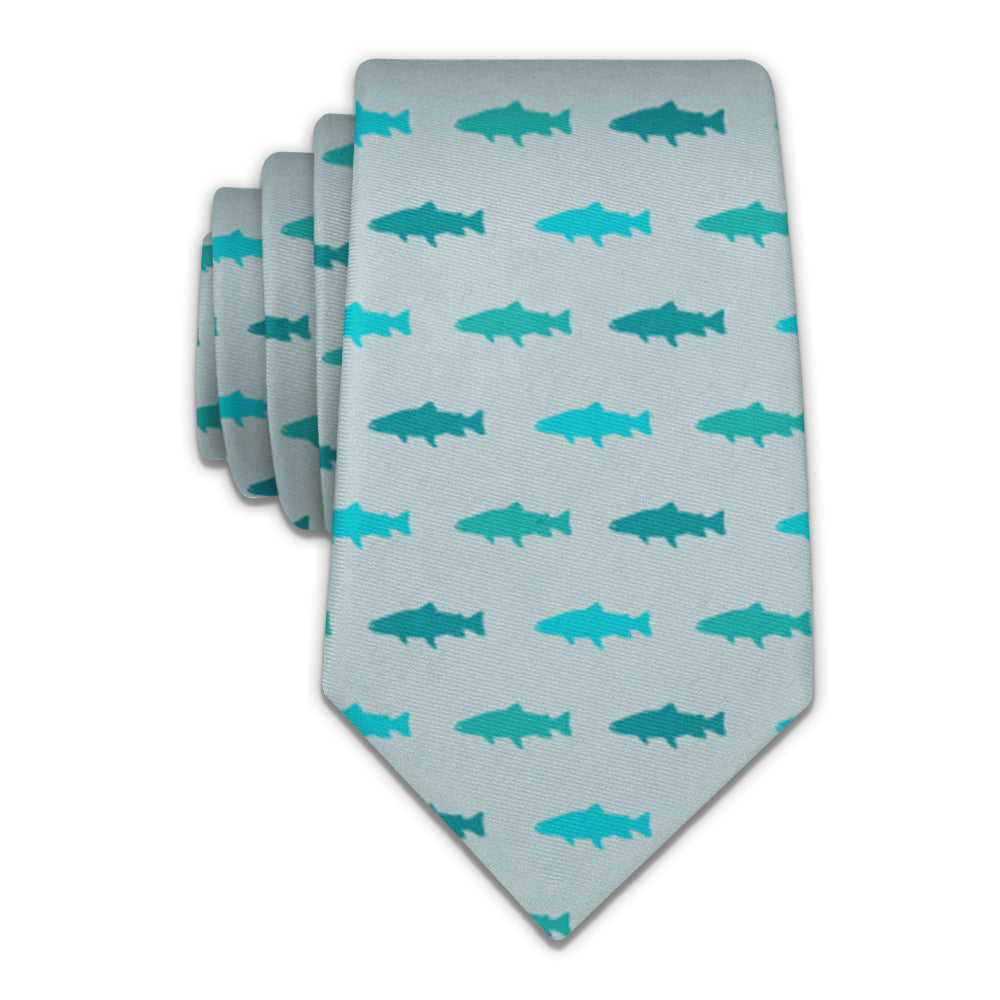 Trout Country Necktie