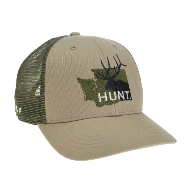 Washington Elk Hunt. Hat