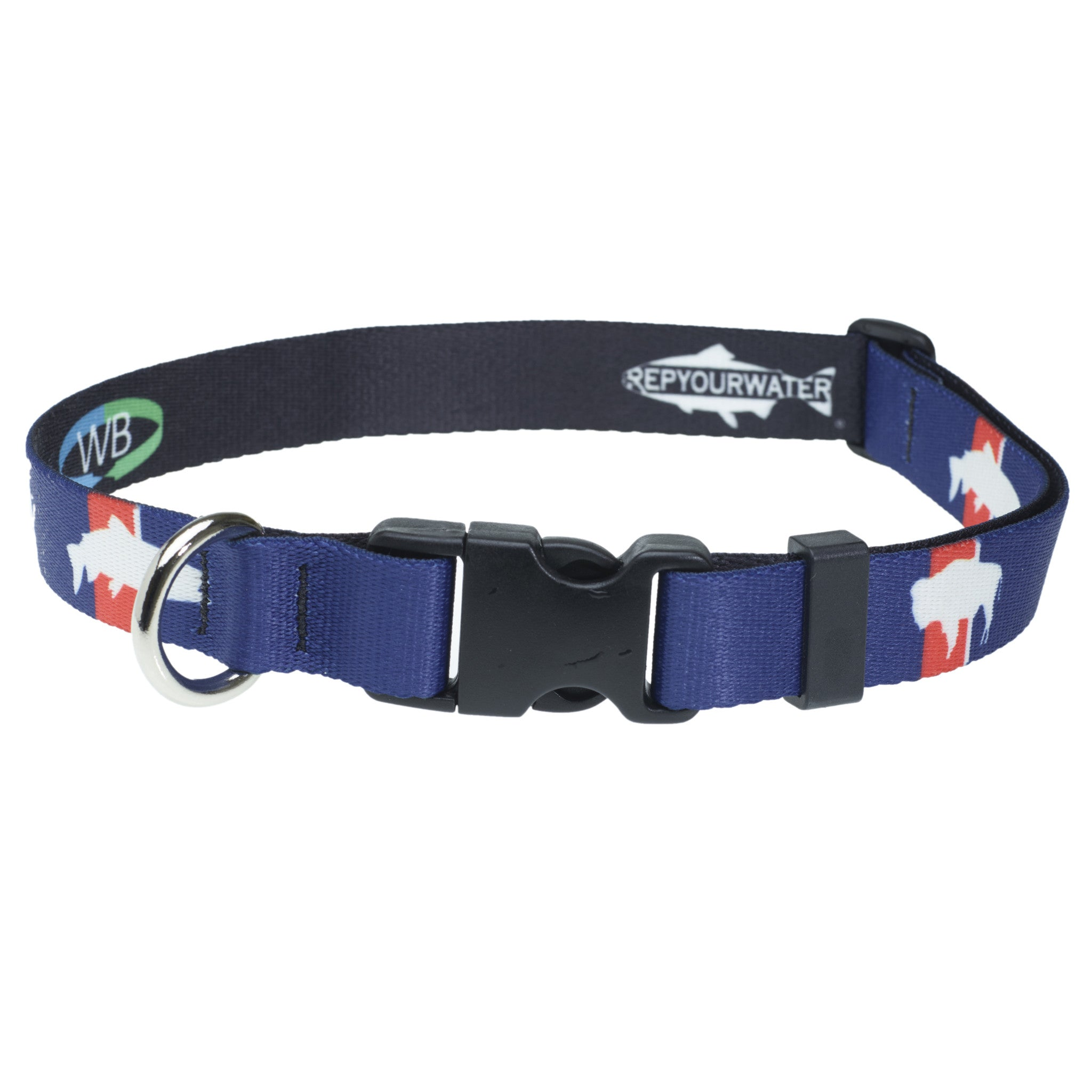 Bison Trutta Dog Collar