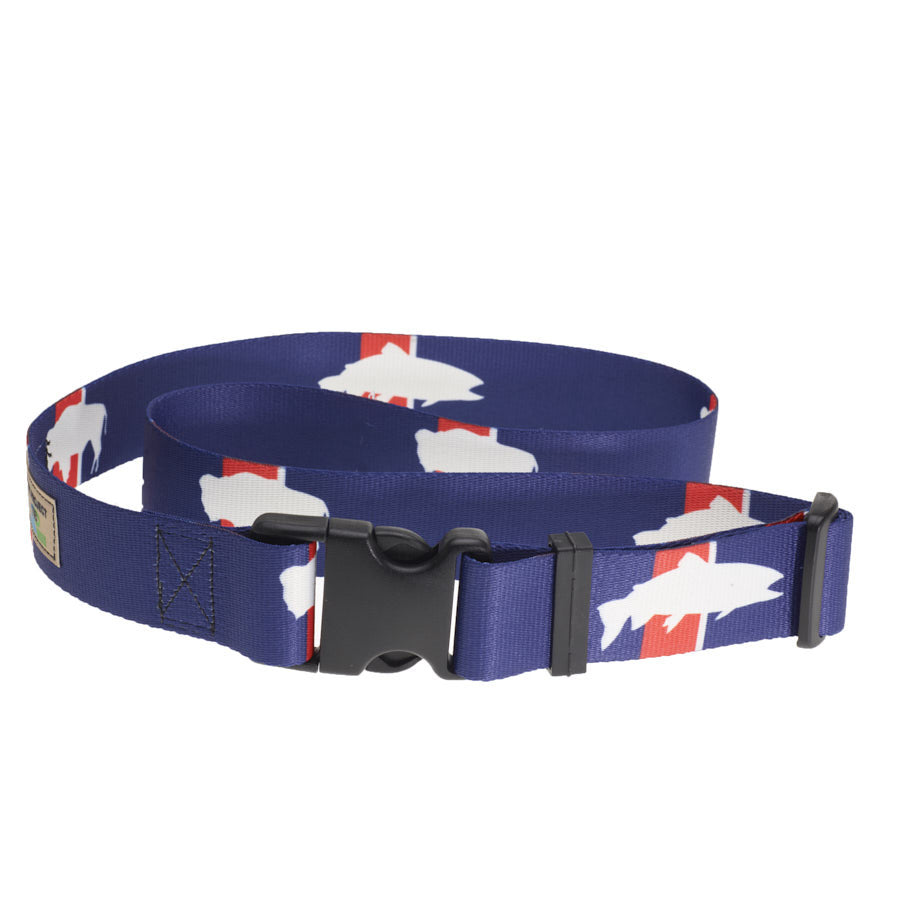 Bison Trutta Wading Belt