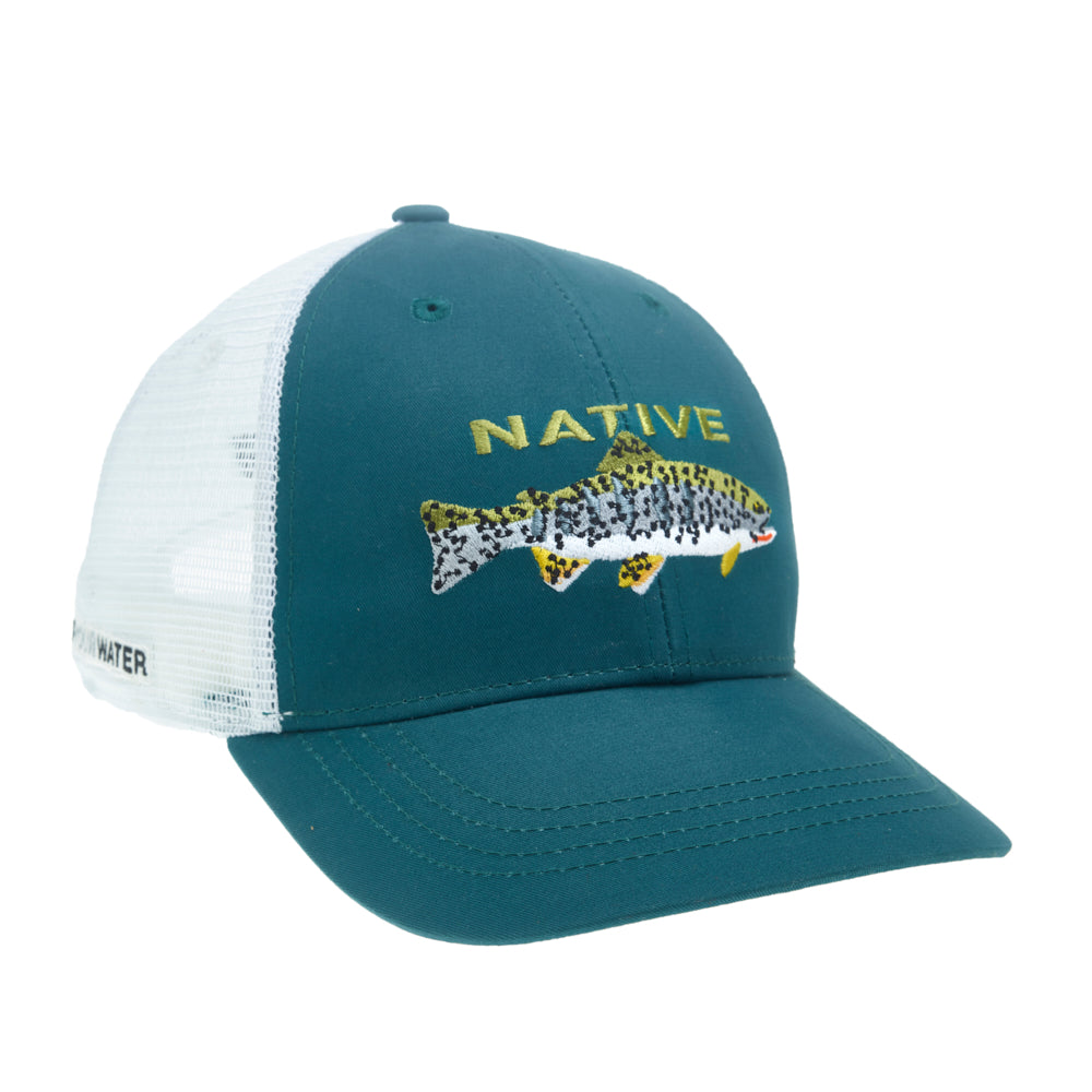 Rep Your Water Yellowstone Cutthroat Hat