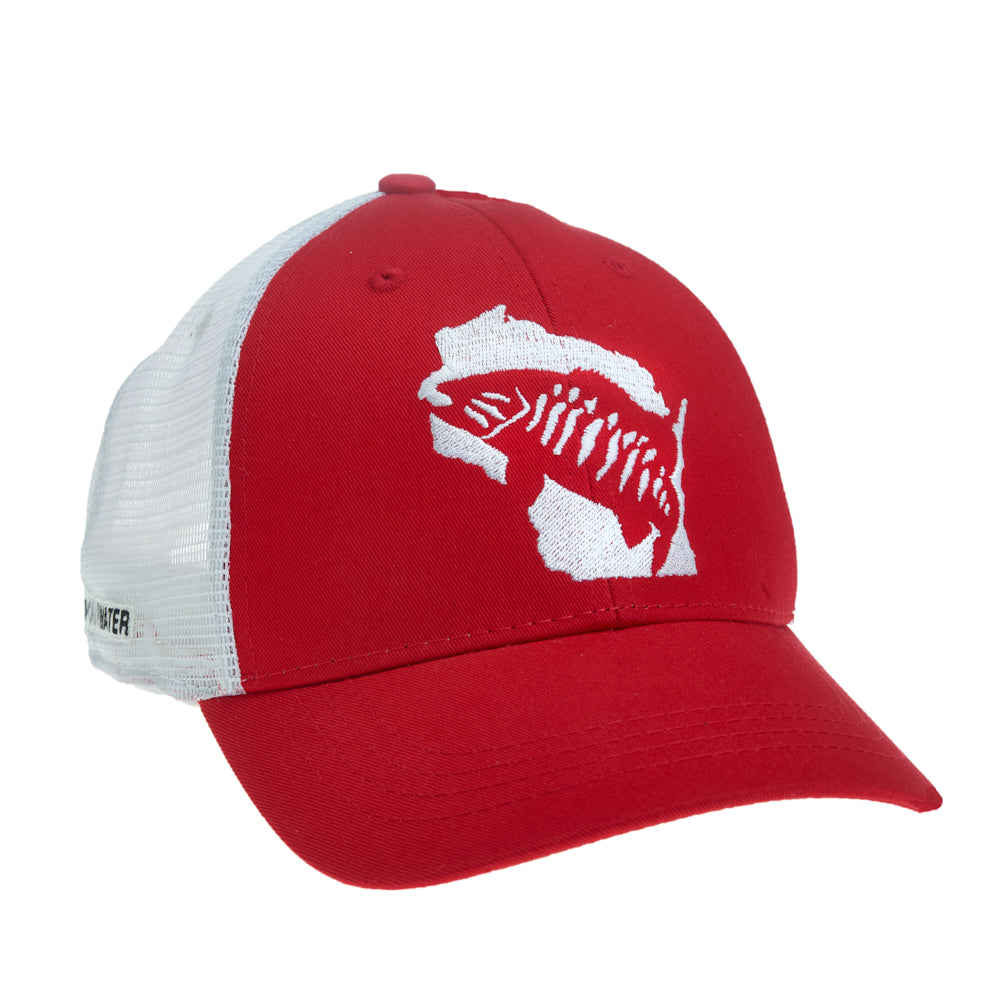 Wisconsin Smallmouth Hat