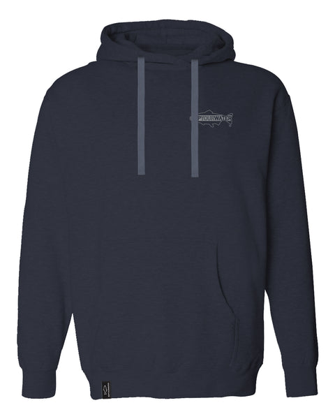 Wild Water Mid-Weight Eco Hoody