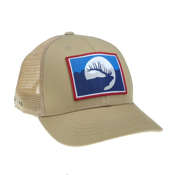 Wyoming Wapiti Hat