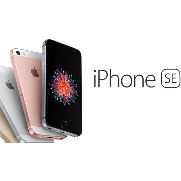 Apple Iphone SE - in various sizes, colours and grades