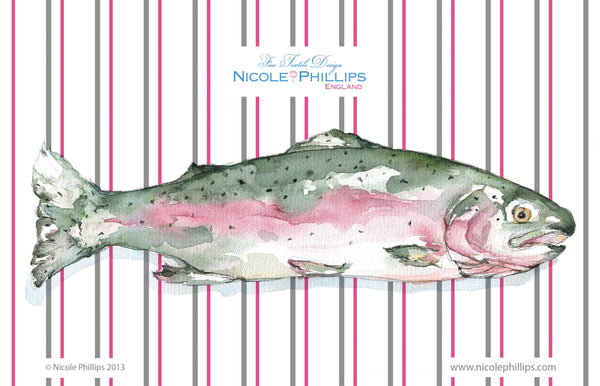 Big Fish Wallpaper - Nicole Phillips England