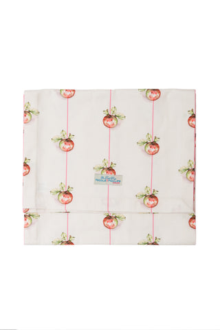 Apple on a Line Table Runner
