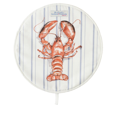 Nicole Phillips England Lobster Hob Cover