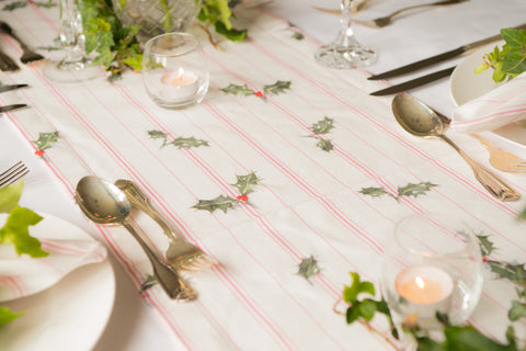 Deck the Halls Table Runner