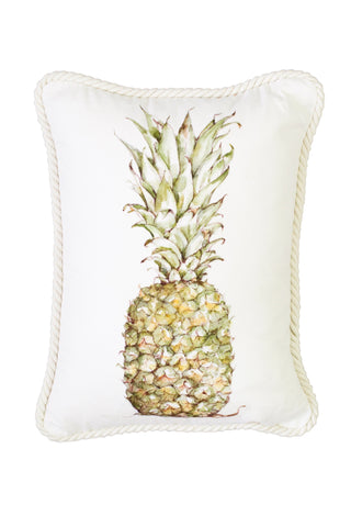 Nicole Phillips England Pineapple cushion pillow