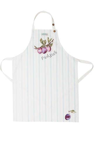 Plum Pudding Apron
