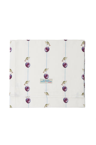 Plum on a Line Table runner