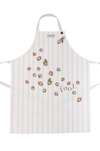 Goosberry Fool Apron adult size