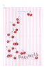 Nicole Phillips England Cherry Bakewell Tea Towel front