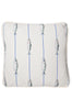 Nicole Phillips England Fish On A Line Large Square Cushion front