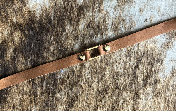 Rectangular choker