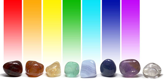 Chakra Cleansing - Healing Crystals and Possible Blockages