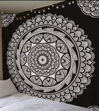 Load image into Gallery viewer, Mandala Tapestry - 2 x 1.4 m