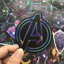 Load image into Gallery viewer, 100 Piece Avengers Vinyl Sticker Pack