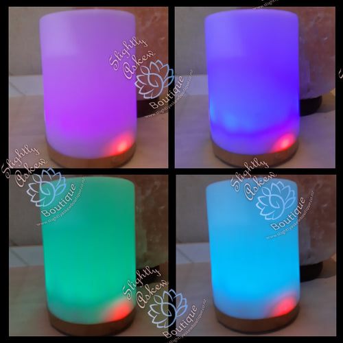 Ultrasonic Aromatherapy Oil Diffuser 100ml