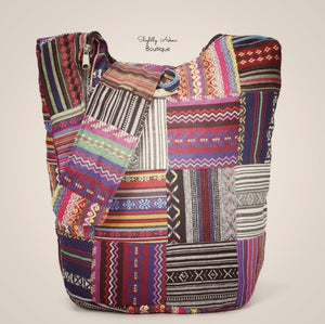 Boho Cross-body/ Shoulder Bag