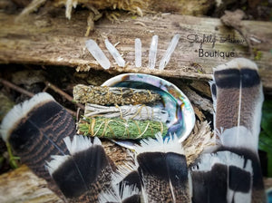 Californian White Sage Smudging Kit