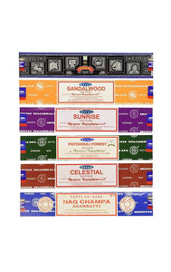 Satya Fortune Incense 15g