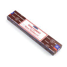 Satya Rain Forest Incense 15g
