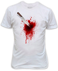 Stabbed Dead Printed T-Shirt