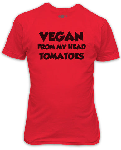 Vegan from my head Tomatoes