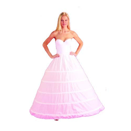 Lily Hoop Skirt - MyGowns.com