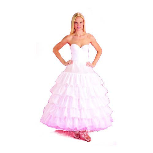 Hailey Hoop Skirt - MyGowns.com