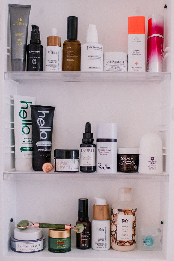 Five Clean Skincare Ingredient Swaps