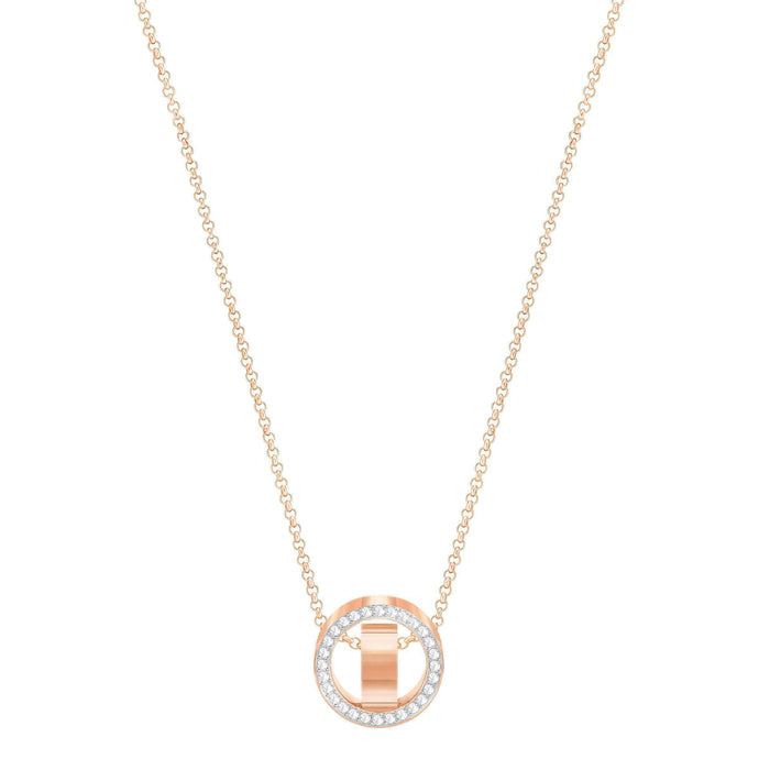hollow-pendant-small-white-rose-gold-plated