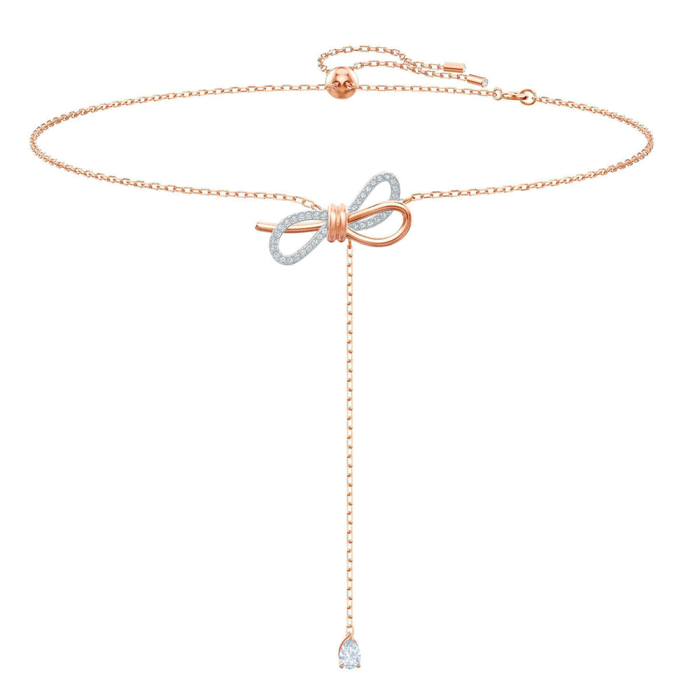 lifelong-bow-y-necklace-white-mixed-plating